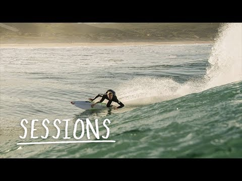 Barrel Hunting w/ Jay Davies & Crew at Margaret River | Sessions