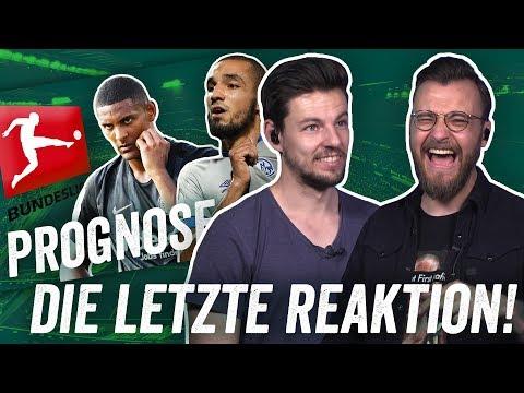 REAKTION: Saison Prognose 2018/19!
