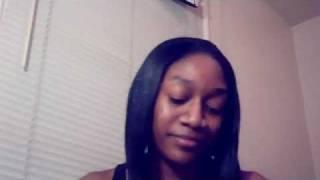 Racquel Asali singing Janet Jackson
