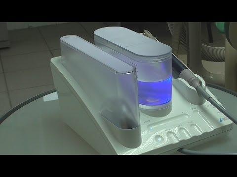 Лечение десен аппаратом Вектор в ГКСП N 1