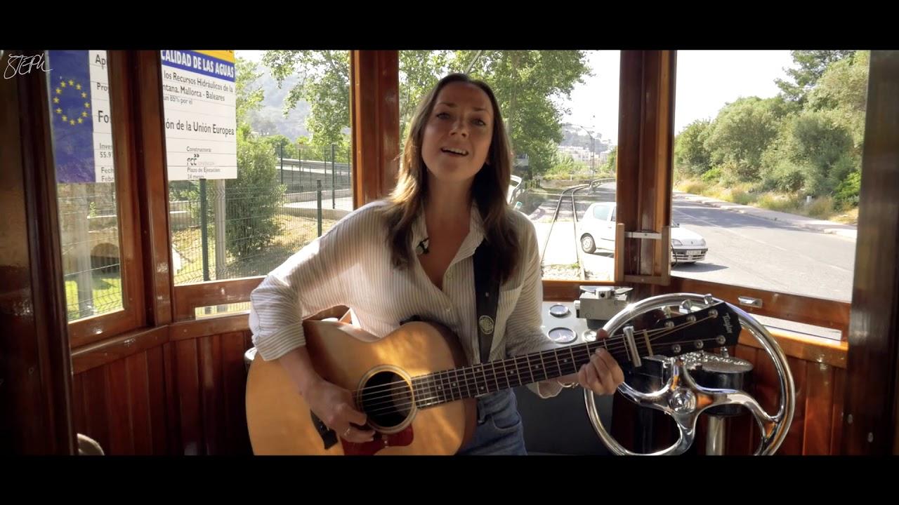 """LIEDER.LIEBE.LEBEN. on the road Straßenbahn - Session """"Get away (Frei sein) Tren de Sóller"""