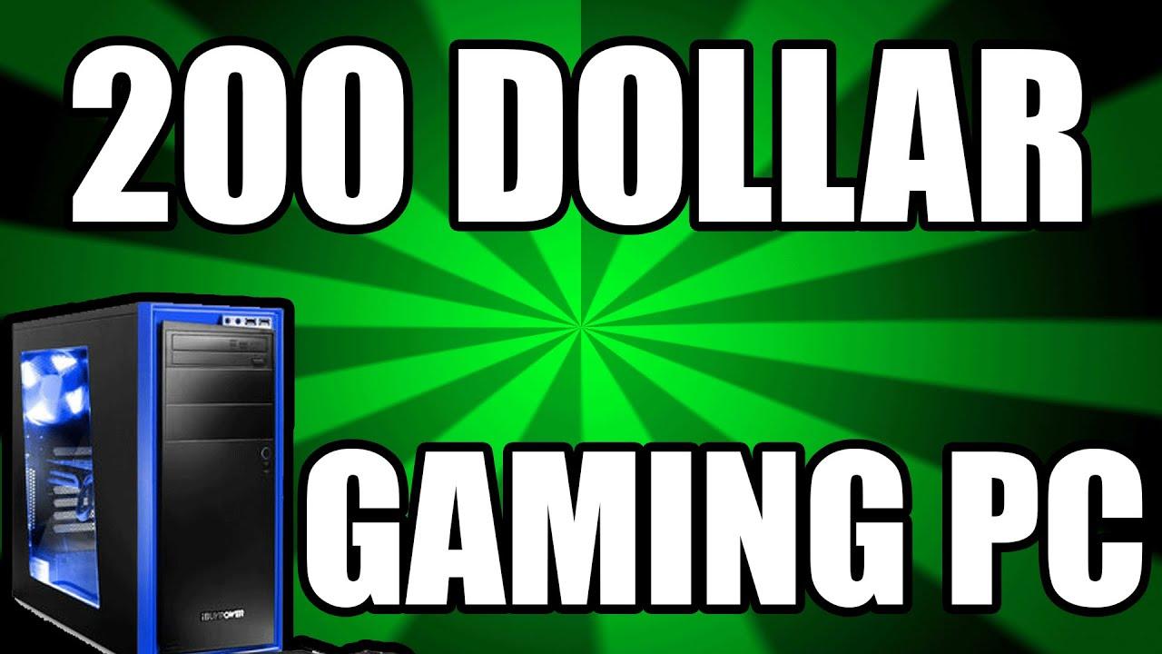Dollar Gaming Pc Build
