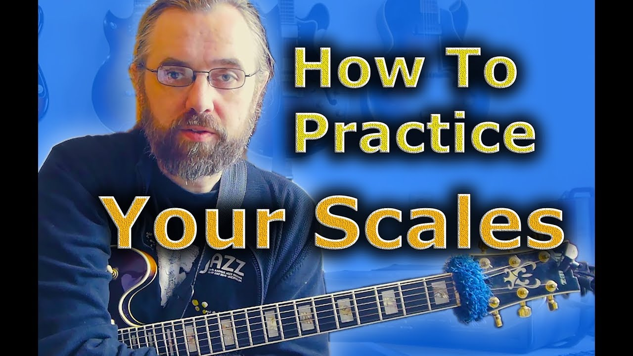 Download How to practice your scales and why - Positions