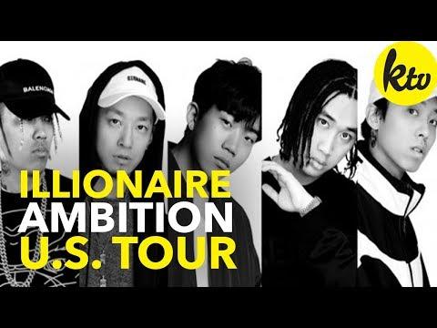 Illionaire + Ambition Musik First Co headlining US Tour