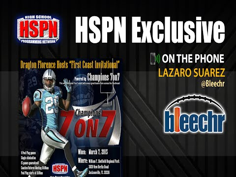 HSPN EXCLUSIVE - [@Bleechr] Lazaro Suarez - Interview