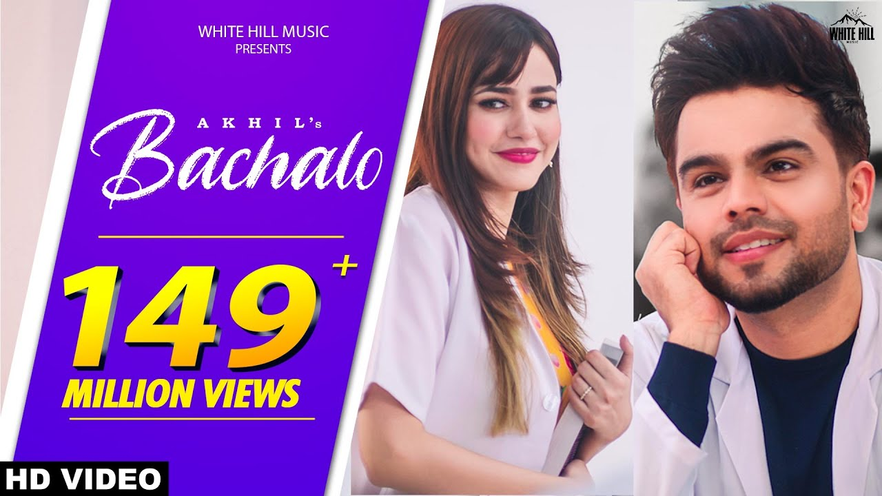 Download BACHALO (Official Video) Akhil | Nirmaan | Enzo | New Punjabi Song 2020 | Latest Punjabi Love Songs