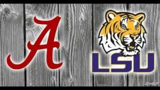 Alabama vs LSU: 2016 game preview/Breakdown