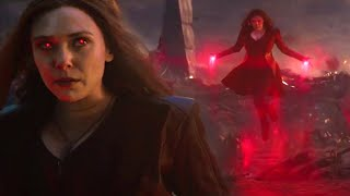 Download Scarlet Witch - All Scenes Powers & Fights Mp3 and Videos