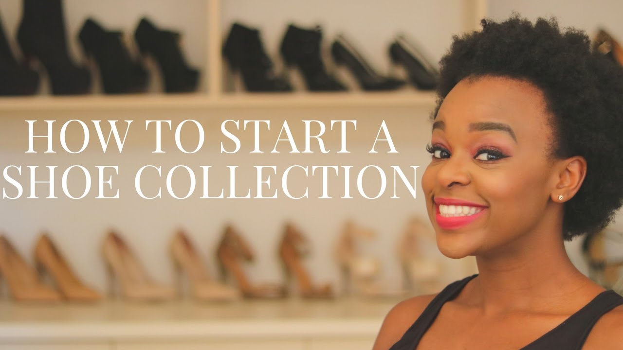 How to Start a Shoe Collection Part 1 | South African Fashion Blogger Laurina Machite