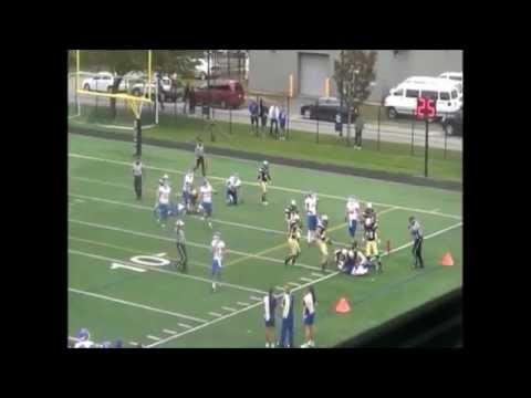 Massachusetts Maritime Football Recruiting Video