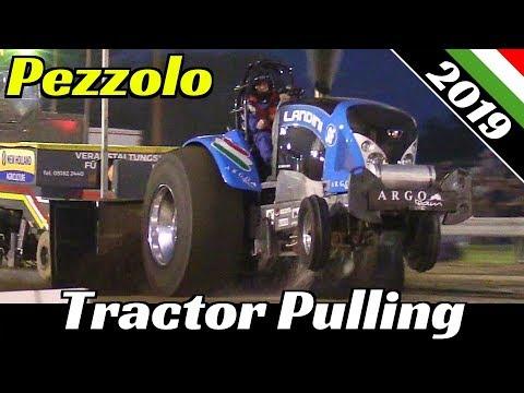 Tractor Pulling Pezzolo 2019 - ITPO - Festa De Mutor - Explosions, Flames, Wheelies & Pure Sound!