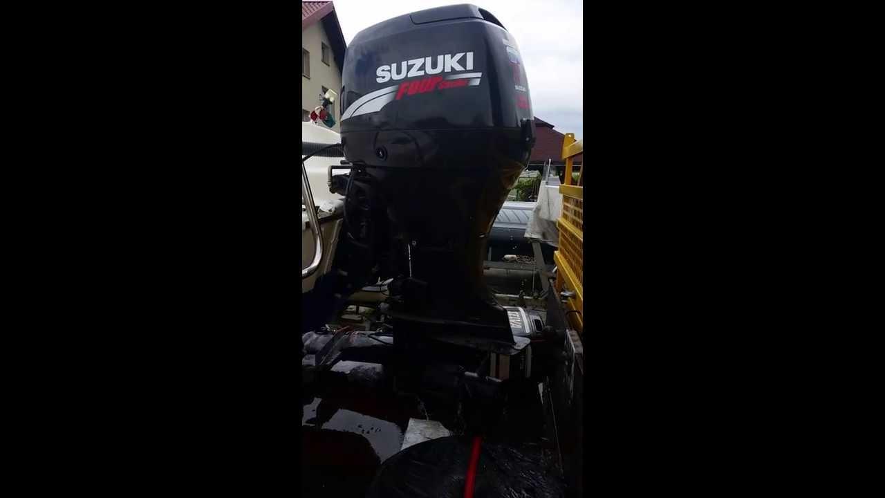 Suzuki Df 70 test