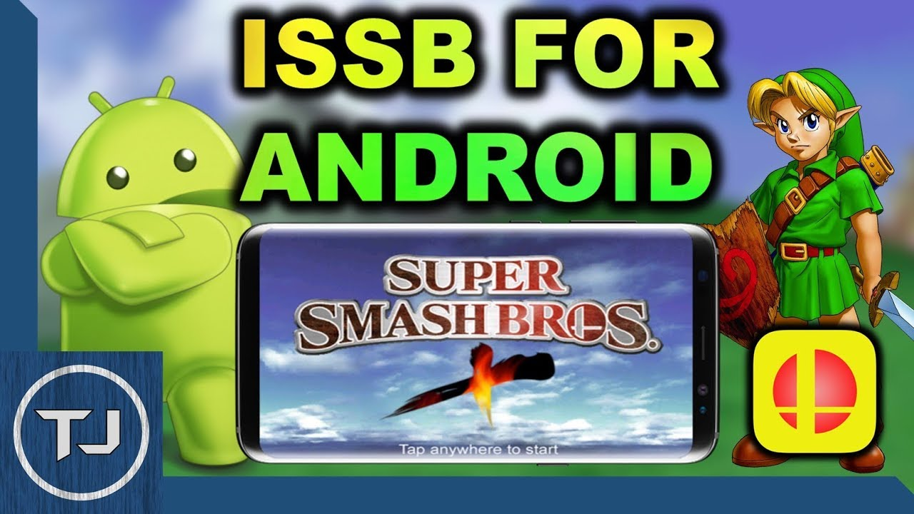 How To Play iSSB Smash Bros On Android! (APK DOWNLOAD)