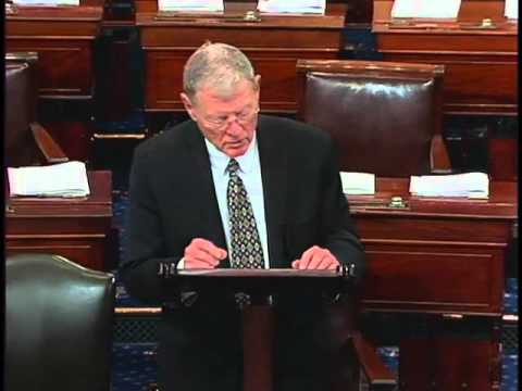 Sen. Inhofe Discusses the Republic of Burundi's Current Situation and Way Forward
