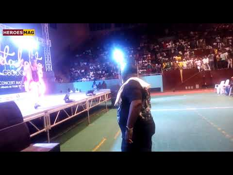 Concert masqué de la Méko family - Dragomir Vs Vieux Caïman