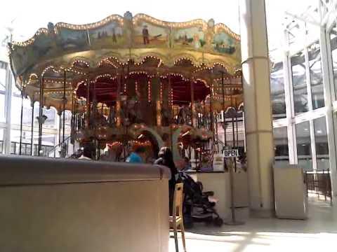 Danbury Fair Mall Carousel Youtube