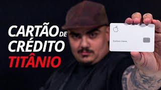 APPLE CARD: testamos o CARTÃO de CRÉDITO de TITÂNIO! É melhor que Nubank?