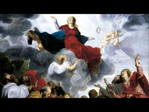 Today is the Feast of the Assumption. Why do we celebrate it? HD