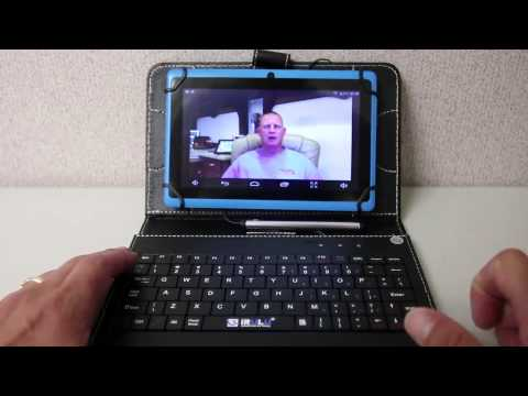 iRulu 7 inch tablet Review