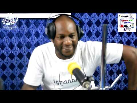 SPORTFM TV - PLATEAU FOOT EUROPE DU 04 OCTOBRE 2019 PRESENTE PAR ANGELO FOLLYKOE