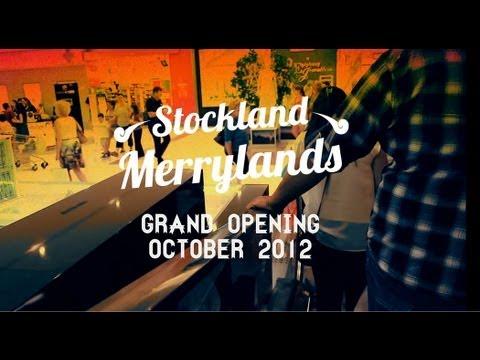 Stockland Merrylands Opening 2012