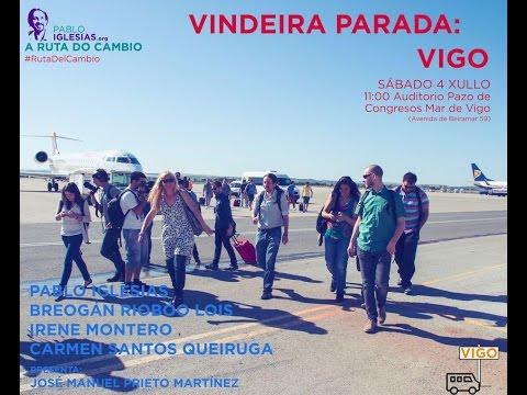 A Ruta Do Cambio: Vigo