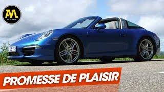 Porsche : la saga Targa