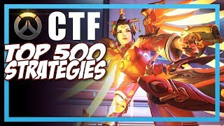 Overwatch: Competitive CTF Top 500 Strategies