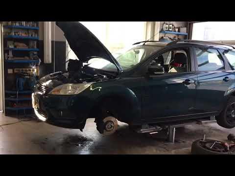 Форд фокус 2 замена сцепления