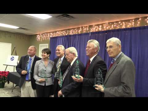 Tennessee Journalism Hall of Fame at MTSU inducts 6 into 2016 class