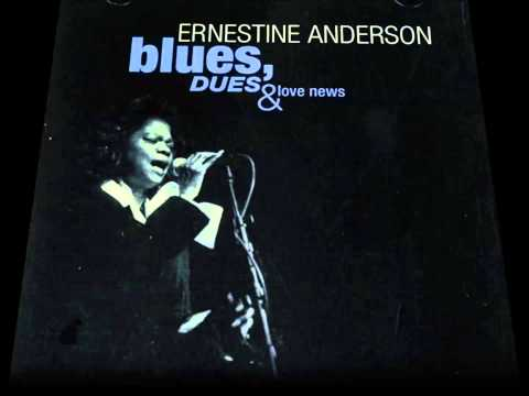 Ernestine Anderson Blues, Dues & Love news - The Thrill Is Gone