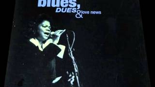 Ernestine Anderson Blues, Dues & Love news - The Thrill Is Gone Thumbnail