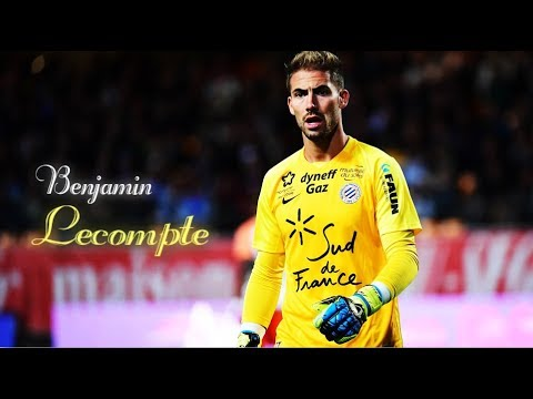 Benjamin Lecomte 2017/18  Amazing Saves - Montpellier HSC
