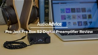 Pro-Ject Pre Box S2 Digital Preamplifier Review