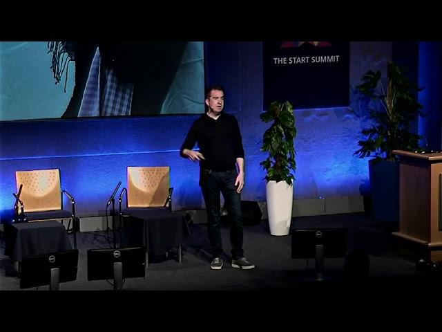 Mark Little - The Mindset For Entrepreneurial Success | The Start Summit 2019