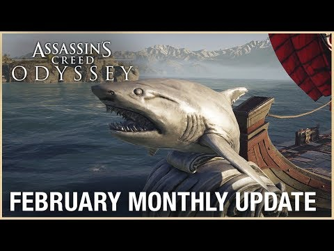 Assassin's Creed Odyssey: February Monthly Update | Ubisoft [NA] thumbnail