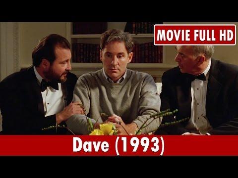 Dave (1993) Movie * * Kevin Kline, Sigourney Weaver, Frank Langella