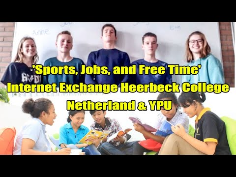 """Sports, Jobs, and Free Time"" 