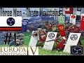 EU4 - Ryukyu Invades The Philippines?! - Three Men, Three Mountains: Episode 1