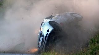 Rallye du Mont Blanc 2016 Crash and Show Day 2