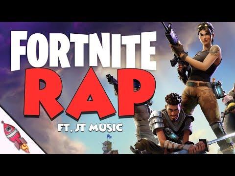 Fortnite Rap ft. JT Music | Battle Bus Boogie | Rockit Gaming