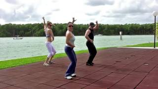 Merengue CARDIO FITNESS, Workout 1, StepFlix Dance Lessons
