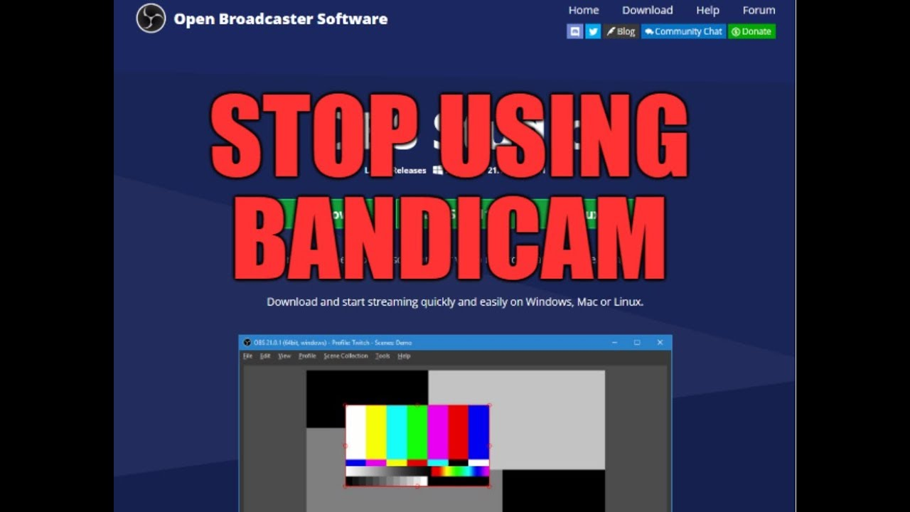 STOP USING BANDICAM!!!