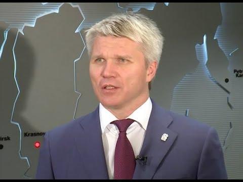 Интервью: Павел Колобков, министр спорта России