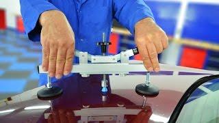 VBSA - Kit réparation débosselage carrosserie sans peinture - REF-KRD1
