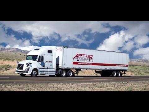 Artur Express Inc. Channel Trailer