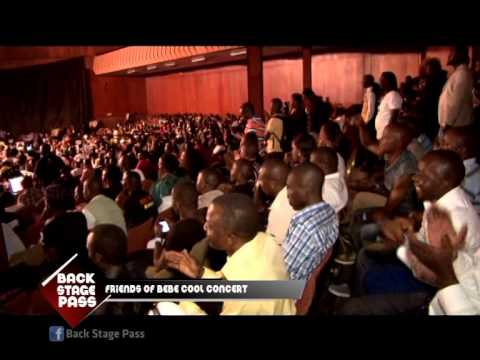Backstage Pass: Friends of Bebe Cool