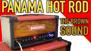 The Panama Fuego Hot Rod 18W Amp Sound Test and Review