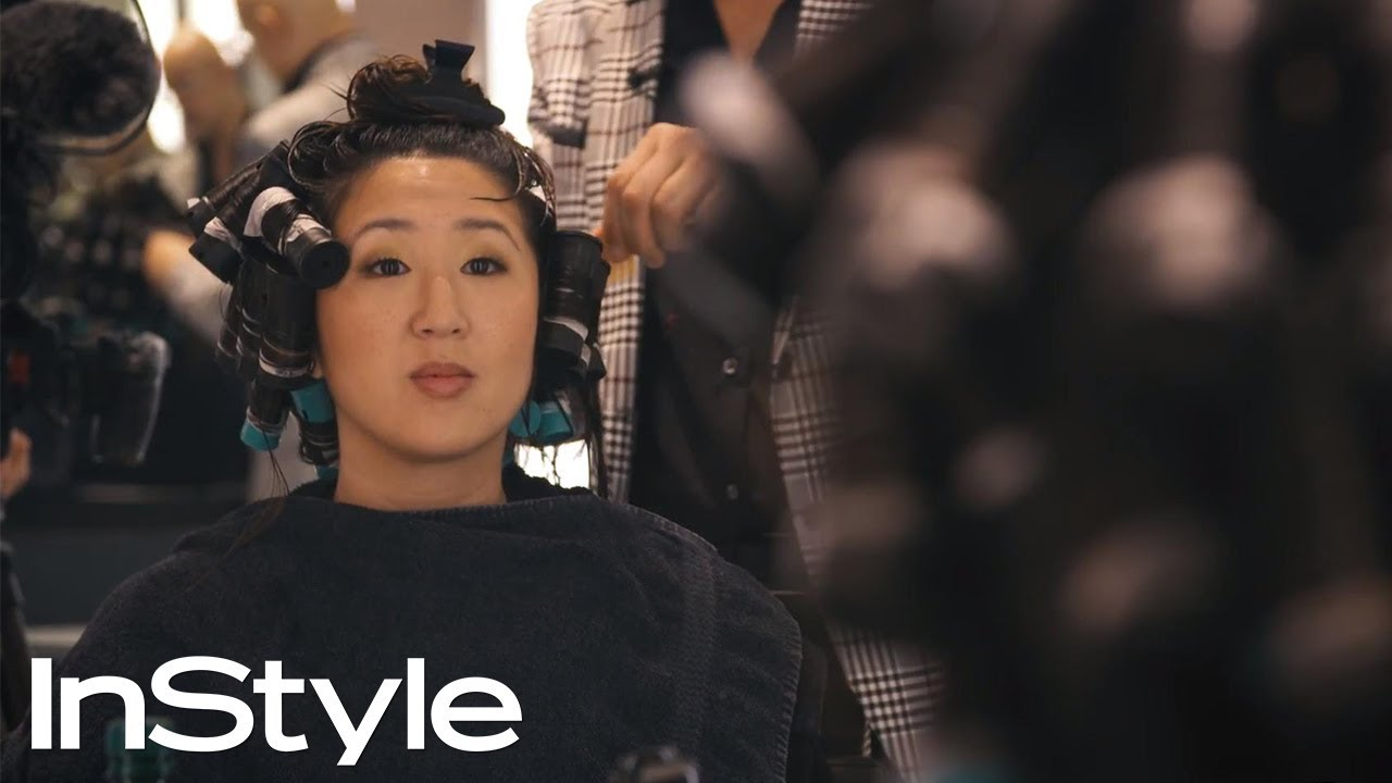 We Tried It The Modern Perm Instyle Youtube