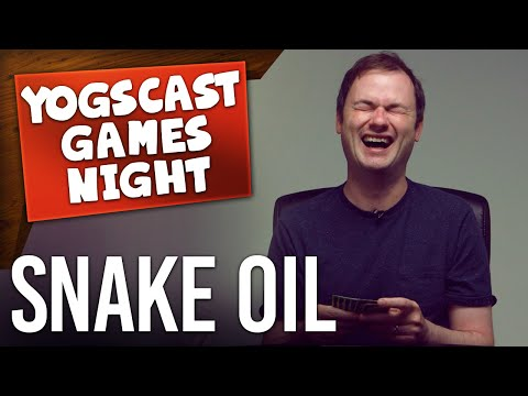 ONE POUND FISH - Snake Oil (Games Night)
